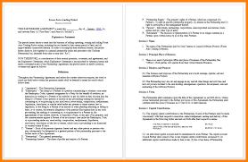 8 business contract samples authorization memorandum
