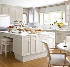 Neutral Kitchen Colors - pale neutral kitchens atticmag