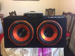 kenwood home theater powered subwoofer edge subwoofer active speaker kenwood stereo system in ystrad