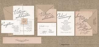 elegant vintage wedding invitations iidaemilia com