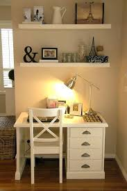 Ikea Small Desk Table Study Rooms Design Ikea Small Desk Area Or Nook Really Simple Room