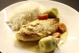 cuisiner des blancs de poulet moelleux blancs de poulet sauce coco aux épices