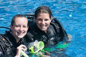 scuba diving lessons for kids padi blog