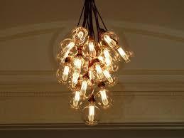 Exposed Bulb Chandelier Bulb Chandelier Bulbs Led Lowes Boscocafe
