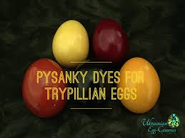 pysanky dye 14 trypillian pysanky dye set ukrainian eggcessories