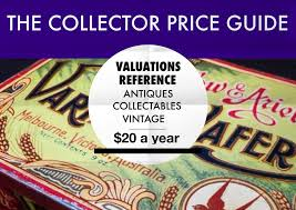 the collector price guide the collector