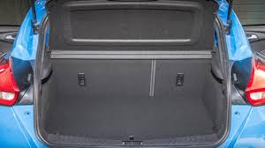 ford focus carbuyer ford focus rs hatchback practicality boot space carbuyer