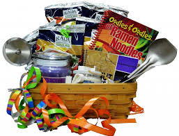 congenial custom gift basket raffle prize event together with