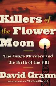 Barnes And Noble Trenton Nj Killers Of The Flower Moon The Osage Murders And The Birth Of The