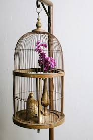 How To Decorate A Birdcage Home Decor Bird Cage Home Decor