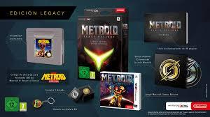 metroid samus returns gameware at