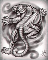 tiger tattoo designs pictures symbolism 50 popular tiger tattoos collection with meanings