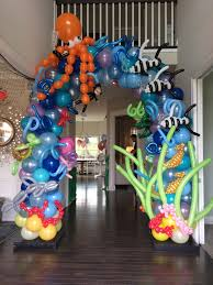 ikea birthday party how to make a small room look nice finding nemo birthday party ideas