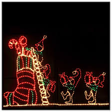 christmas lawn decorations animated christmas lawn decorations