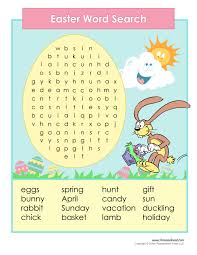 easter word clipart 32