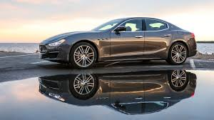 maserati ghibli sedan maserati ghibli 2018 review by car magazine