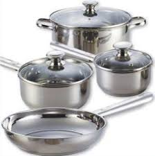 Pots And Pans For Induction Cooktop Induction Cookware Ebay