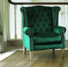 Green Chesterfield Armchair Emerald Green Chair Chesterfield Lounge