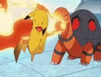 pikachu burn create discover share awesome gifs gfycat
