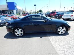 two door black lexus lexus convertible in oklahoma for sale used cars on buysellsearch