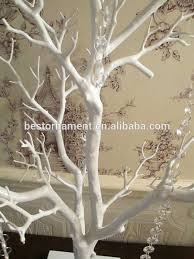 manzanita white wedding wishing tree view artificial wedding tree