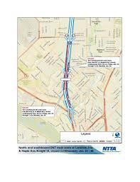 Plano Map Dnt Repairs U0026 Plano Tolltag Store Bridge Work Planned For Jan 23