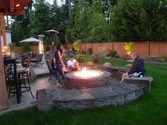 Creative Fire Pit Designs And DIY Options Backyard Yards And - Backyard firepit designs