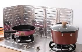 stove splash guard kitchen oil splash guard cooking cover anti splatter shield 4 99