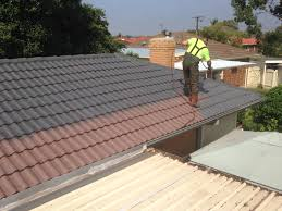 Roof Tile Paint Melbourne Roof Tile Restoration