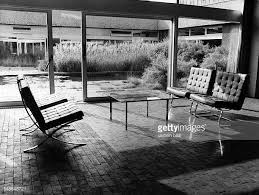 The Barcelona Chair Ludwig Mies Van Der Rohe Stock Photos And Pictures Getty Images