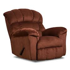 Oversized Rocker Recliners Simmons Victor Chenille Oversized Rocker Recliner Walmart Com