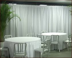 drape rental convention trade show rentals dallas pipe drape mannequins