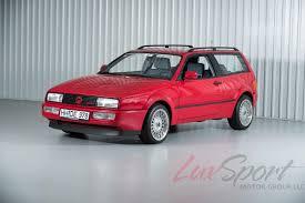 kombi volkswagen for sale two unique vw corrado magnum sport kombi prototypes for sale in
