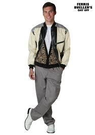 Marty Mcfly Costume Ferris Bueller Costume
