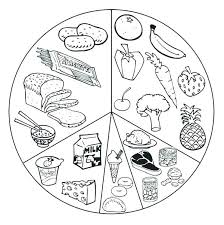 healthy food coloring pages preschool food coloring page healthy food coloring pages eating habits cute