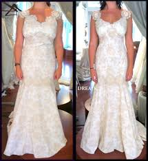 wedding dress alterations wedding dress alteration gown and dress gallery