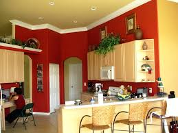 best wall paint color for cream kitchen cabinets kitchen paint