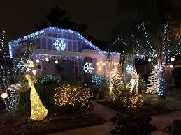 Lights In Houston Christmas Ho Hum Lights In The Heights Houston Chronicle