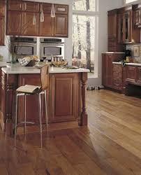 kitchens flooring idea heritage hickory plank by mannington
