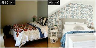 Small Bedroom Makeovers Fashionable Idea  Makeover Ideas Gnscl - Bedroom make over ideas