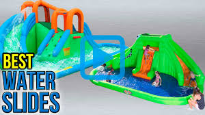 top 10 water slides of 2017 video review