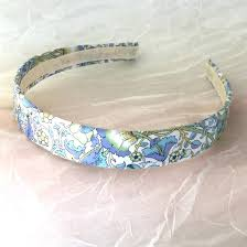 fabric headbands liberty london headbands bliss jewelry