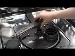 Lg Dishwasher 3850dd3006a Lg Dishwasher Spray Arms Youtube