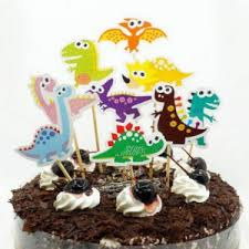 godzilla cake topper dinosaur cake toppers shop dinosaur cake toppers online