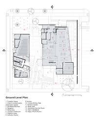 university of arizona poetry center 1314250771 ground level plan