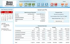 Treasurer Spreadsheet Moneyminder Celebrates 10 Years Moneyminder Treasury Software