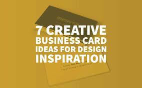 graphic design ideas inspiration creative business card ideas 1080x675 jpg