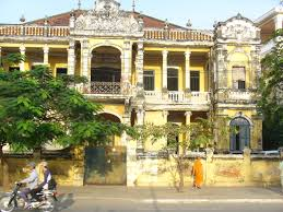 French Colonial Architecture Marijuana Machine Guns And Mayhem In Phnom Penh Justin Calderon