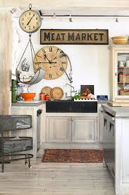 kitchen wall cabinets vintage 34 farmhouse style kitchens rustic decor ideas for kitchens