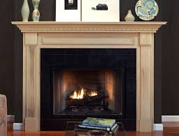 wood fireplace mantel surrounds american collection traditional